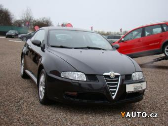Prodám Alfa Romeo GT 1.9 JTD 16V 6rychlostí, tempoma