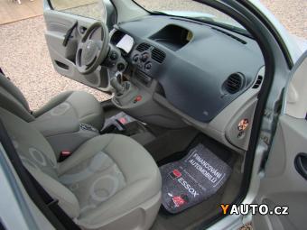 Prodám Renault Kangoo 1.6 16V LPG navigace