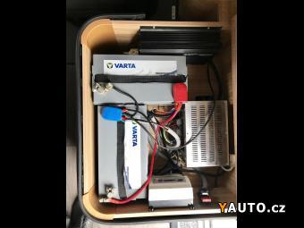 Prodám Adria Sonic Supreme I 710 SL, 180 PS, ALDE, vzduch
