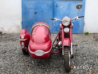 Prodám Jawa 354 SIDECAR