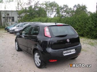 Prodám Fiat Punto EVO 1.2i Sport, Klima