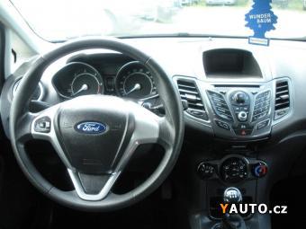Prodám Ford Fiesta 1.5TDCi Duratorq, TOP STAV