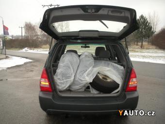 Prodám Subaru Forester 2.0i AWD 4X4