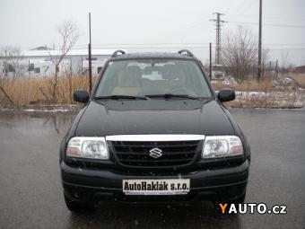 Prodám Suzuki Grand Vitara 2.0i 4X4, Klima