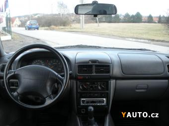 Prodám Subaru Forester 2.0i 90 kW 4X4, Klima