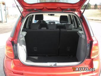 Prodám Suzuki SX4 1.9 DDIS, 4X4, Navigace