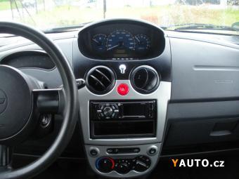 Prodám Chevrolet Matiz 1.0i SX, Klima