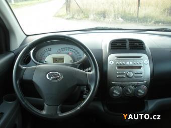 Prodám Daihatsu Sirion 1.3i 67 kW 4x4, Klima