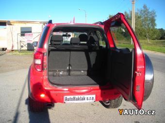 Prodám Daihatsu Terios 1.5i 77kW, 4x4
