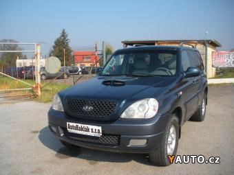 Prodám Hyundai Terracan 3.0 CRDi 4WD 4x4