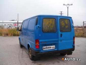Prodám Ford Transit 2.5 56kW, EKO ZAPLACENO