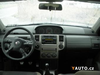 Prodám Nissan X-Trail 2.2 DCi 4x4 100kW, Klima