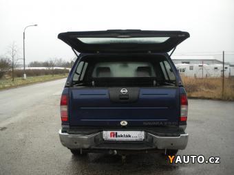 Prodám Nissan Navara 2.5 Di 98 kW 4X4 Klima