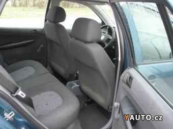 Prodám Škoda Fabia Kombi 1.2i 12V, Klima