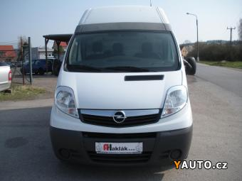 Prodám Opel Vivaro 2.0 CDTi 84 kW, 6. rychlostí
