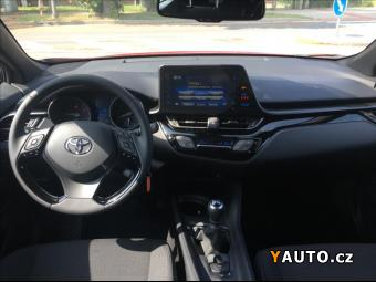 Prodám Toyota C-HR 1.2 Turbo NAVI Active