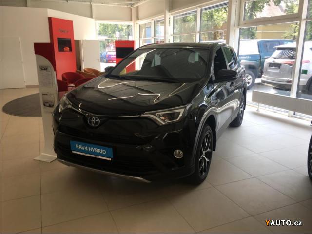Prodám Toyota RAV4 2.5 Hybrid MC16, MY18 WG V