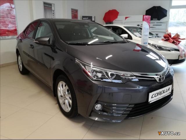 Prodám Toyota Corolla 1,6 Active TREND+ paket Protec