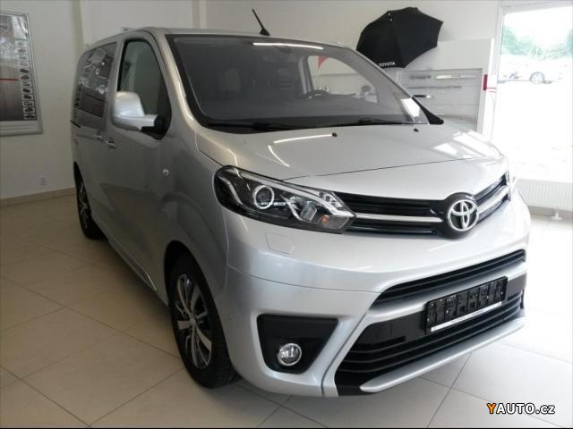 Prodám Toyota ProAce 1,6 D-4D Verso Family 8 míst