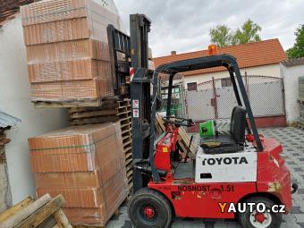 Prodám Toyota Vysokozdvižný vozík VZV Toyota