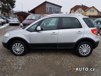 Prodám Fiat Sedici 1.9JTD, 4x4, KŮŽE, KLIMA