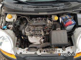 Prodám Chevrolet Matiz 0.8i, 2XAIRBAG, ABS, RÁDIO S CD