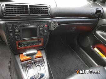 Prodám Volkswagen Passat 4.0 W8,4. MOTION, 270PS