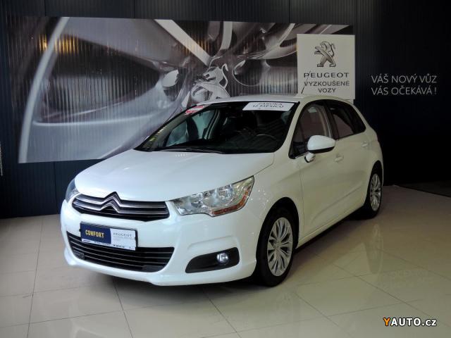 Prodám Citroën C4 1,4i TENDANCE ČR záruka ZDARMA