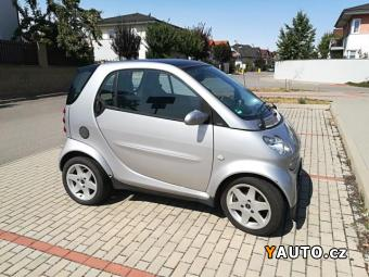 Prodám MCC Fortwo PASSION, SERV. KNIHA. TOP