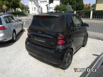 Prodám Smart Fortwo 0,8 CDI PASION PACKET BRABUS