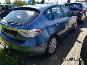 Prodám Subaru Impreza 2,0I, LPG, 1. MAJITEL