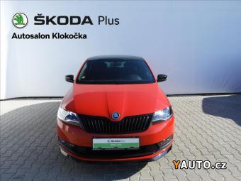 Prodám Škoda Rapid 1,0 TSI MC PLUS DSG SPACEBACK