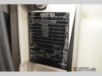 Prodám Iveco Eurocargo 120E25 shrn E5 klima