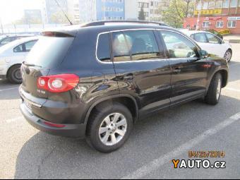 Prodám Volkswagen Tiguan 2, 0tdi 4x4, Track a Field