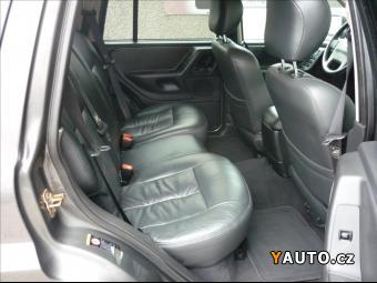 Prodám Jeep Grand Cherokee 2,7 CRD Klima Kůže Tempomat