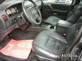 Prodám Jeep Grand Cherokee 2,7 CRD LIMITED AWD KŮŽE