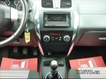 Prodám Fiat Sedici 1,6 i 4x4 Digiklima Alu LPG