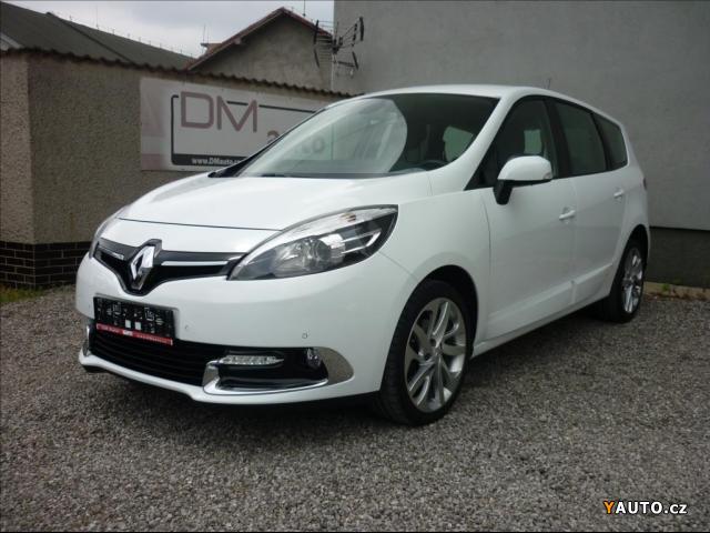Prodám Renault Grand Scénic 1,5 DCi Navi Tempomat Alu