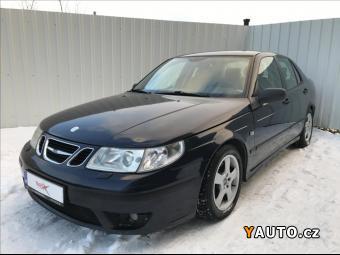 Prodám Saab 9-5 2,3 T 184kW AERO, původ ČR