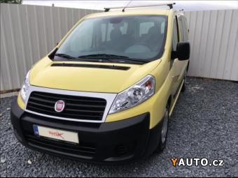 Prodám Fiat Scudo 2,0 JTD, 5míst, klima