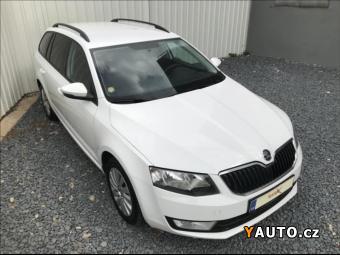 Prodám Škoda Octavia 1,6 TDI, původ ČR, 1. Majitel