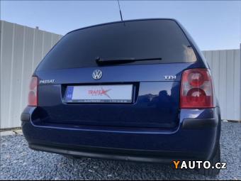 Prodám Volkswagen Passat 1,9 TDI Comfortline, serviska