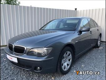 Prodám BMW Řada 7 3,0 730D 170kW, super výbava