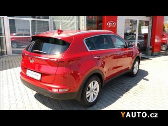 Prodám Kia Sportage 1,6 QL GDi 4x2 STYLE STYLE