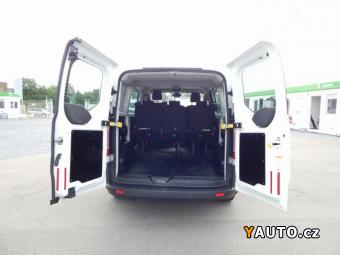 Prodám Ford Transit Custom 2,2 TDCI 5 MÍST KLIMA TOP