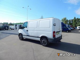 Prodám Opel Movano 2,5 CDTI LIH1