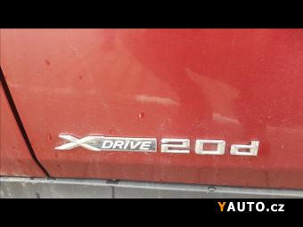 Prodám BMW X1 2,0 SDRIVE 20D AUT.