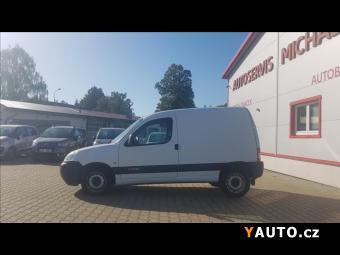 Prodám Citroën Berlingo 1,6 1. Majitel ČR