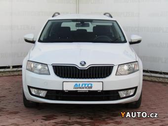 Prodám Škoda Octavia 1.6 TDi ELEGANCE CZ 1. maj. Ser
