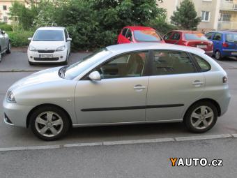 Prodám Seat Ibiza 6L SC4